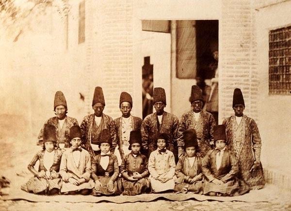 Tehran, Iran from 1848 to 1864 (6).jpg