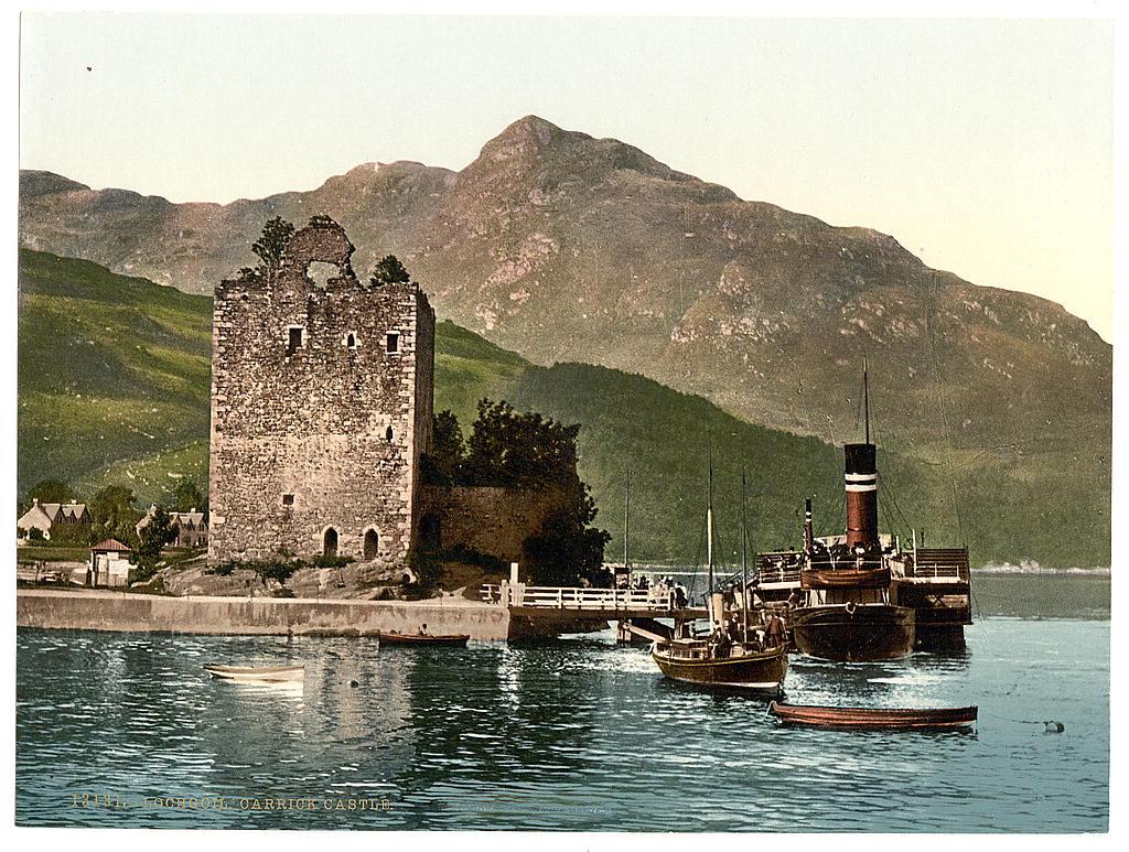 30. Carrick Castle, Loch Goil.jpg