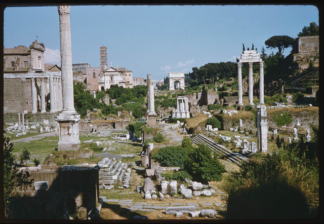 Wonderful Color Slides of Rome in 1960 by Charles Cushman (10).jpg