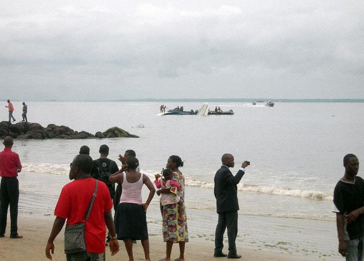 2011 júniusában a Solenta Aviation Antonov An-26-osa szállt le az Atlanti-Óceánra a gaboni Libreville mellett, alig 300 méterre a reptértől.