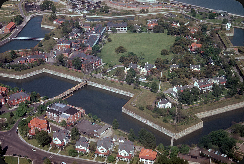 1953. Ft. Monroe, Hampton, VA.jpg
