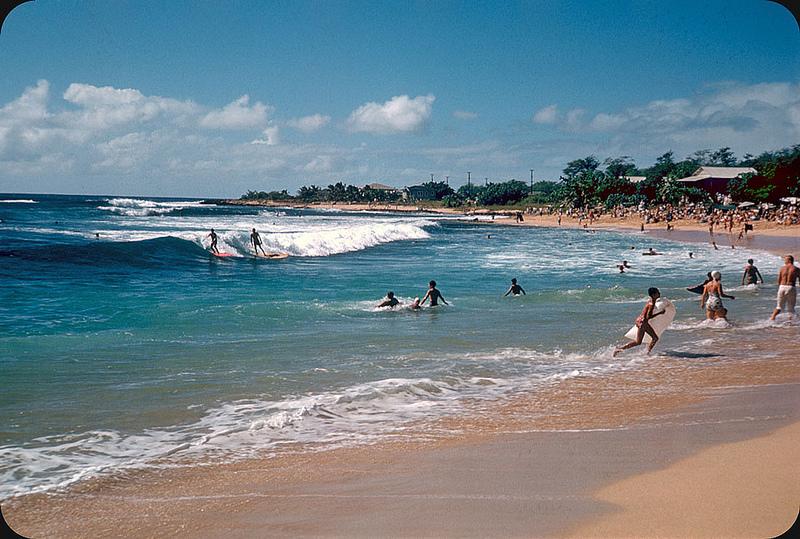 1954. Oahu, Hawaii 2.jpg