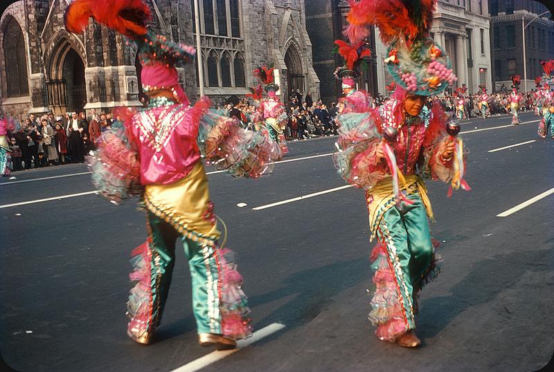 1955. Mummers Parade, Philadelphia.jpg