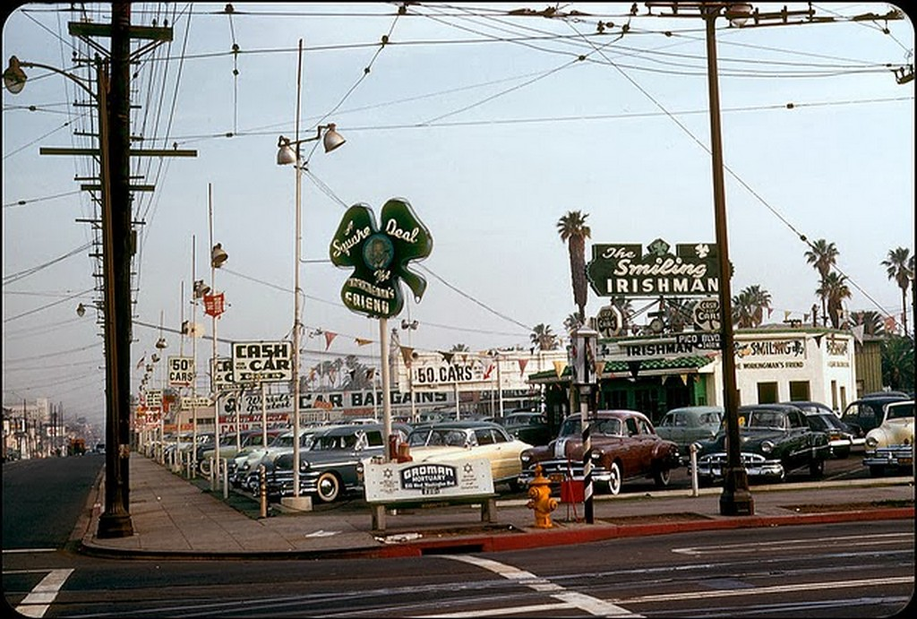 26 The Smiling Irishman, Pico Blvd., Los Angeles, CA - 1952.jpg