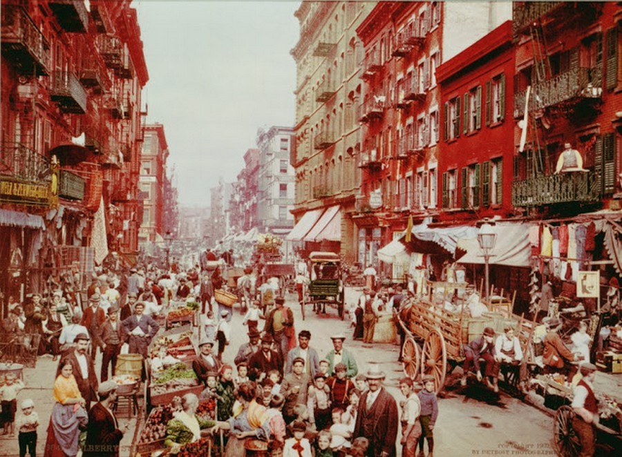 Old Color Photographs of New York City in the Early 1900s (1).jpg
