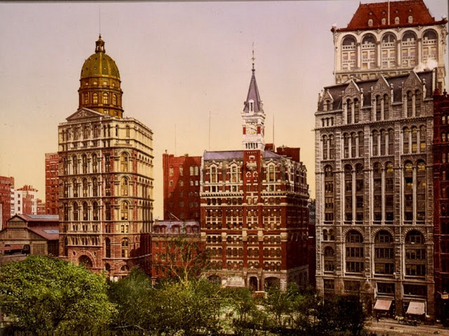 Old Color Photographs of New York City in the Early 1900s (2).jpg