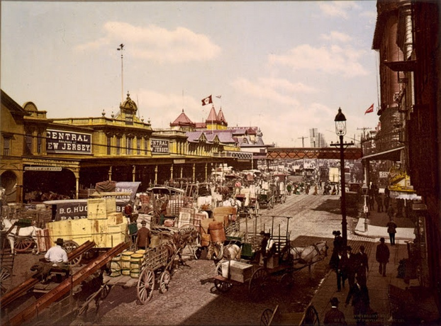 Old Color Photographs of New York City in the Early 1900s (4).jpg