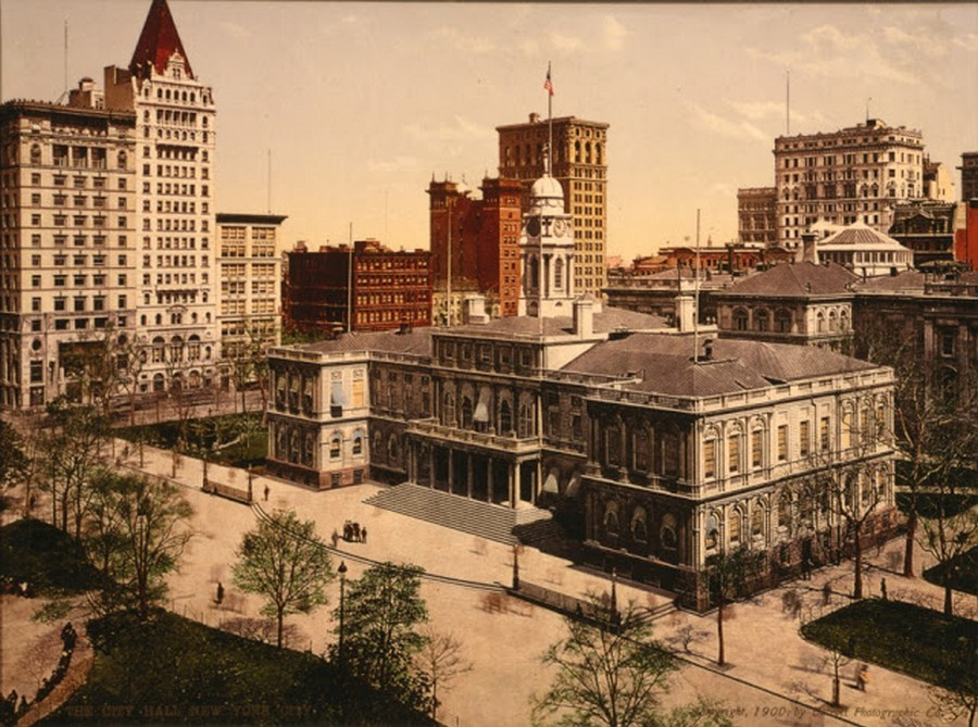 Old Color Photographs of New York City in the Early 1900s (7).jpg