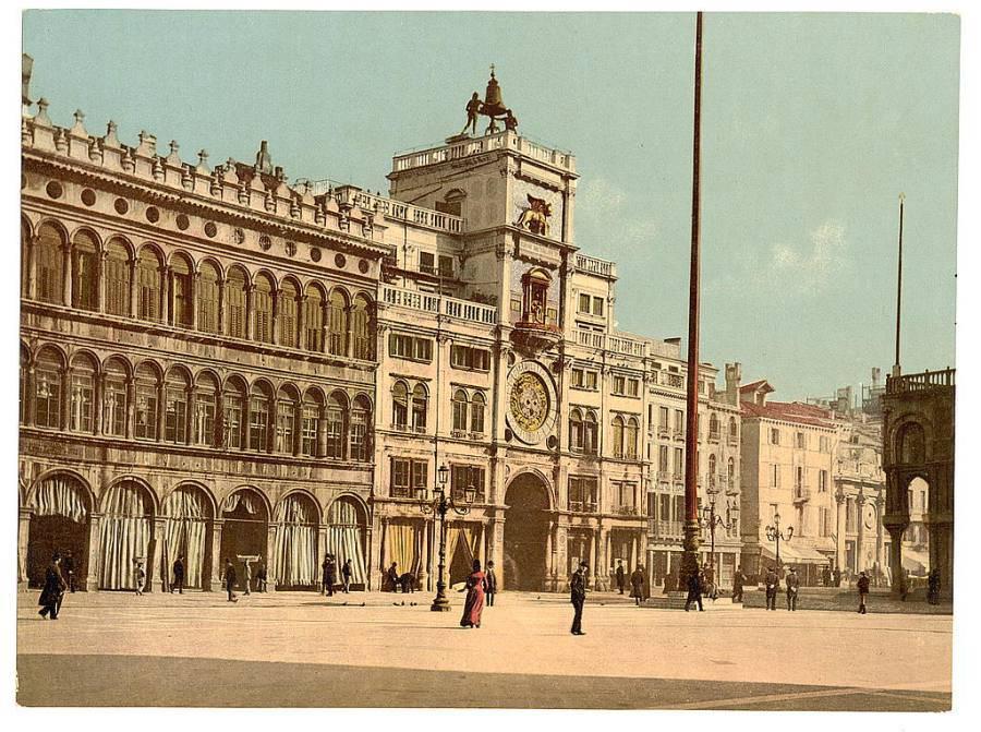 Torre dell'Orologio, Piazzetta di San Marco.jpg