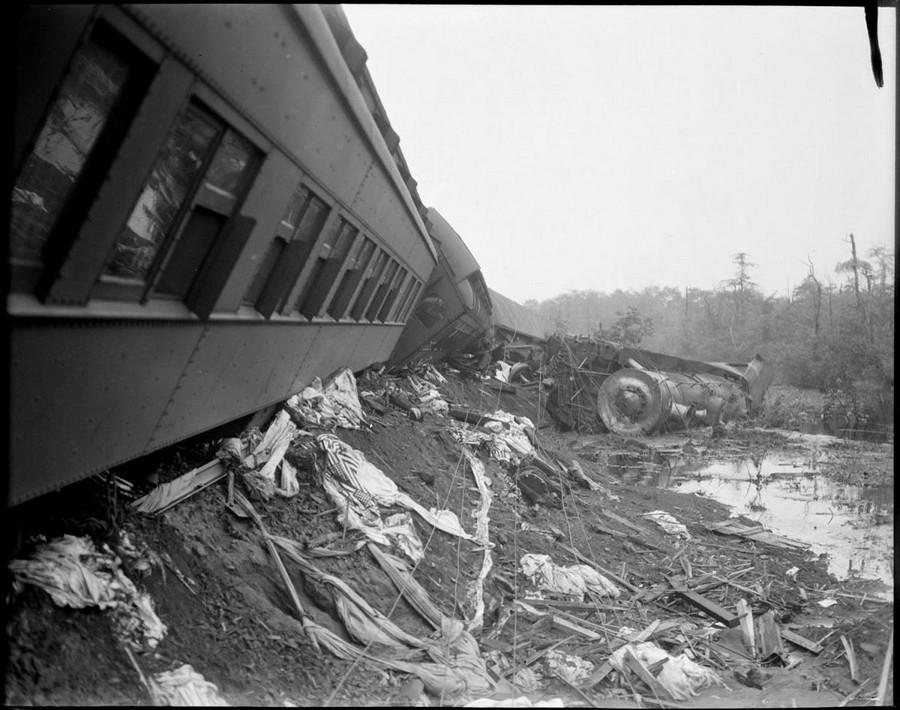 1930. körül. Cape Codder expressz balesete. 2.jpg