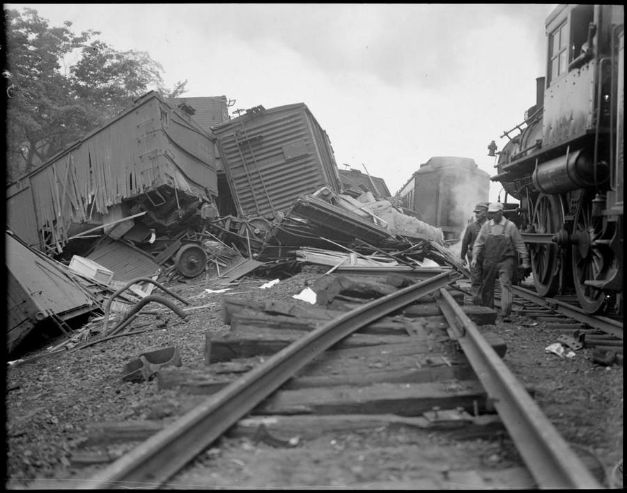 1930. körül. Cape Codder expressz balesete..jpg