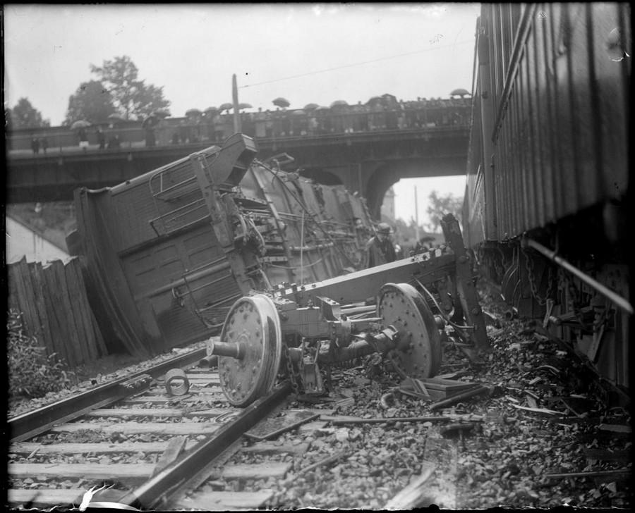 1930. körül. Tehervonat balesete. Atlantic, Massachusetts..jpg