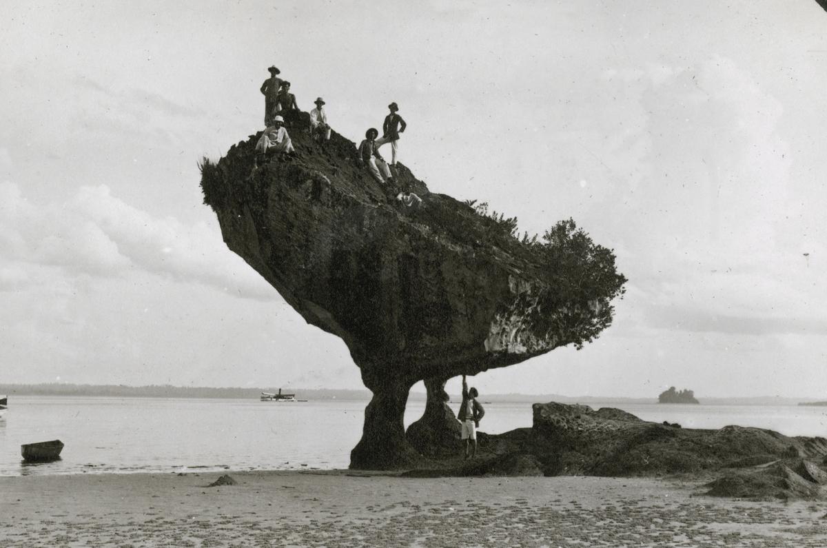 1926. Elefánt-szikla megmászása. Ismeretlen helyszín..jpg