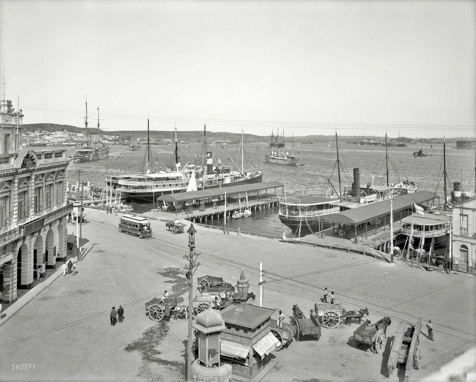 1904. Havannai kikötő.jpg
