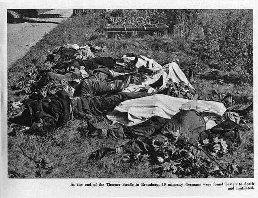 A brombergi mészárlás