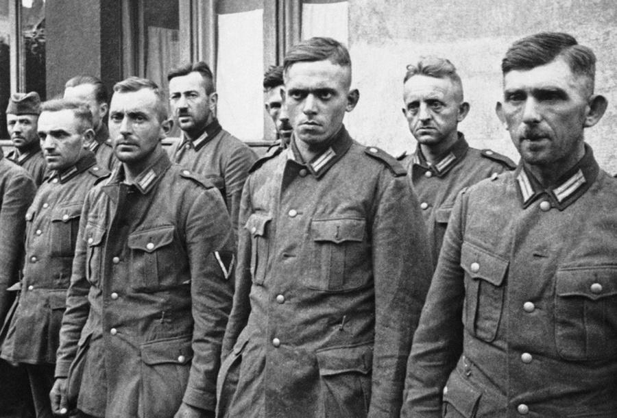 Német hadifoglyok