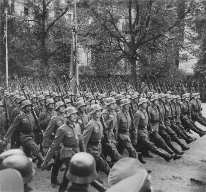 Varsói győzelmi parádé