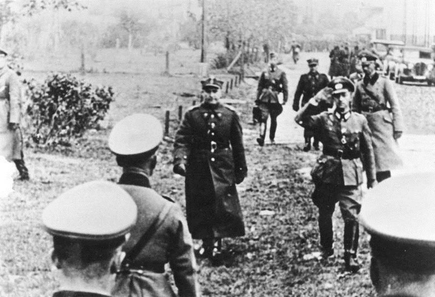 Varsó kapitulációja