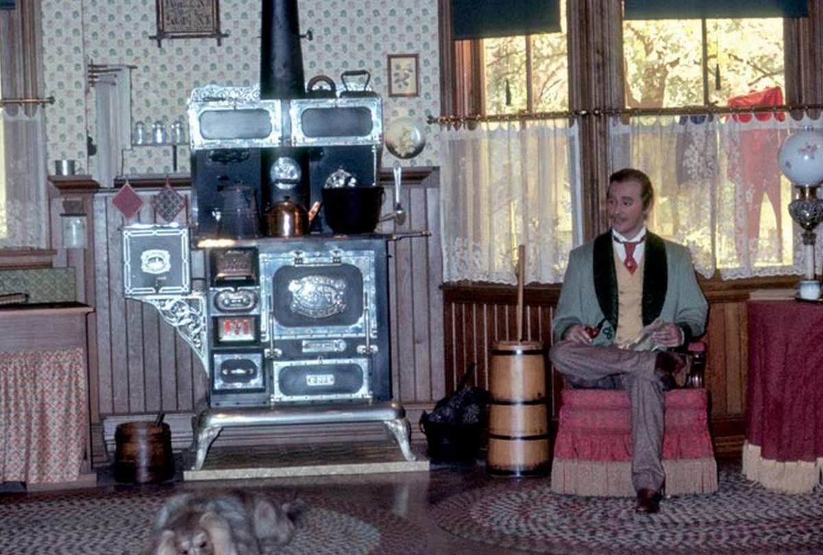 General Electric - háztartási gép történelmi nstalláció