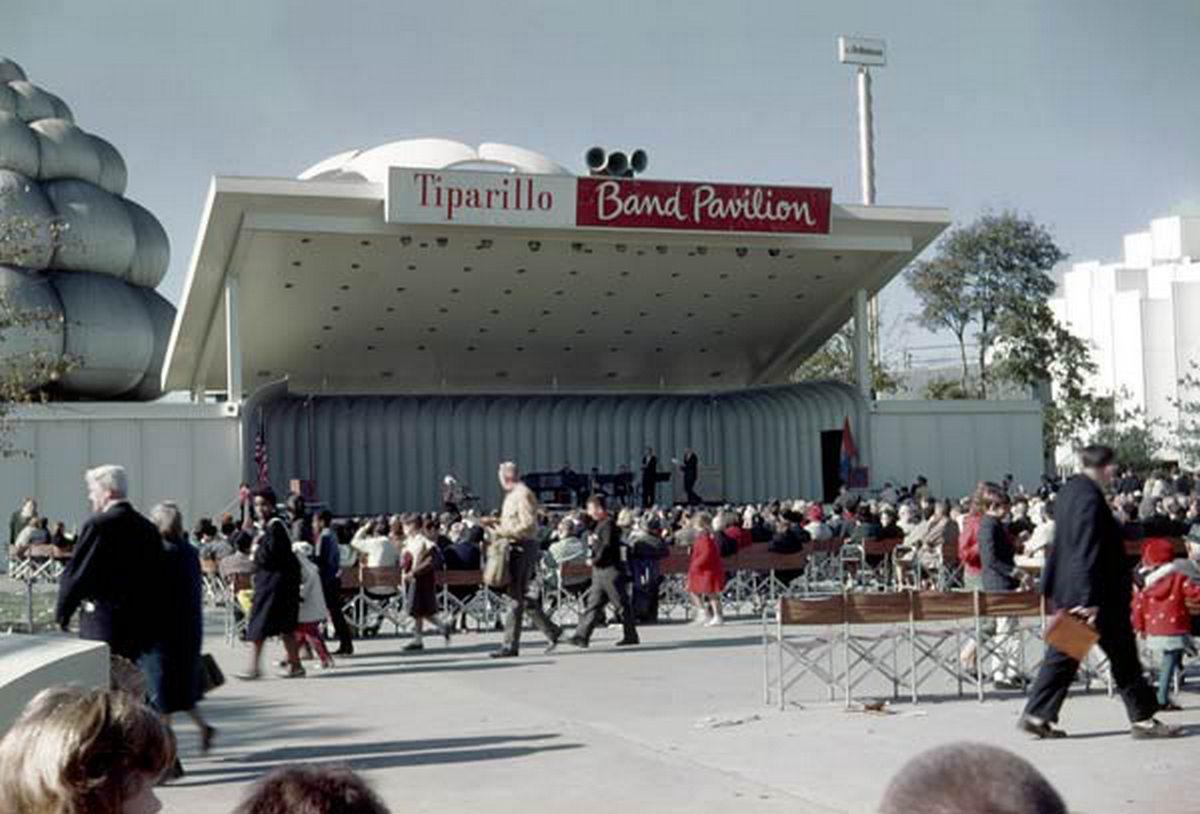 Tiparillo színpad