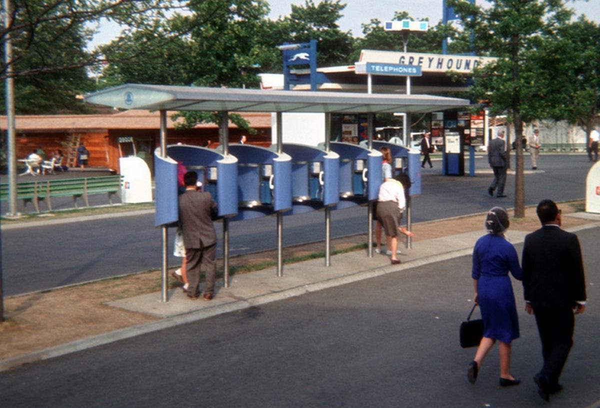 Nyilvános telefonok