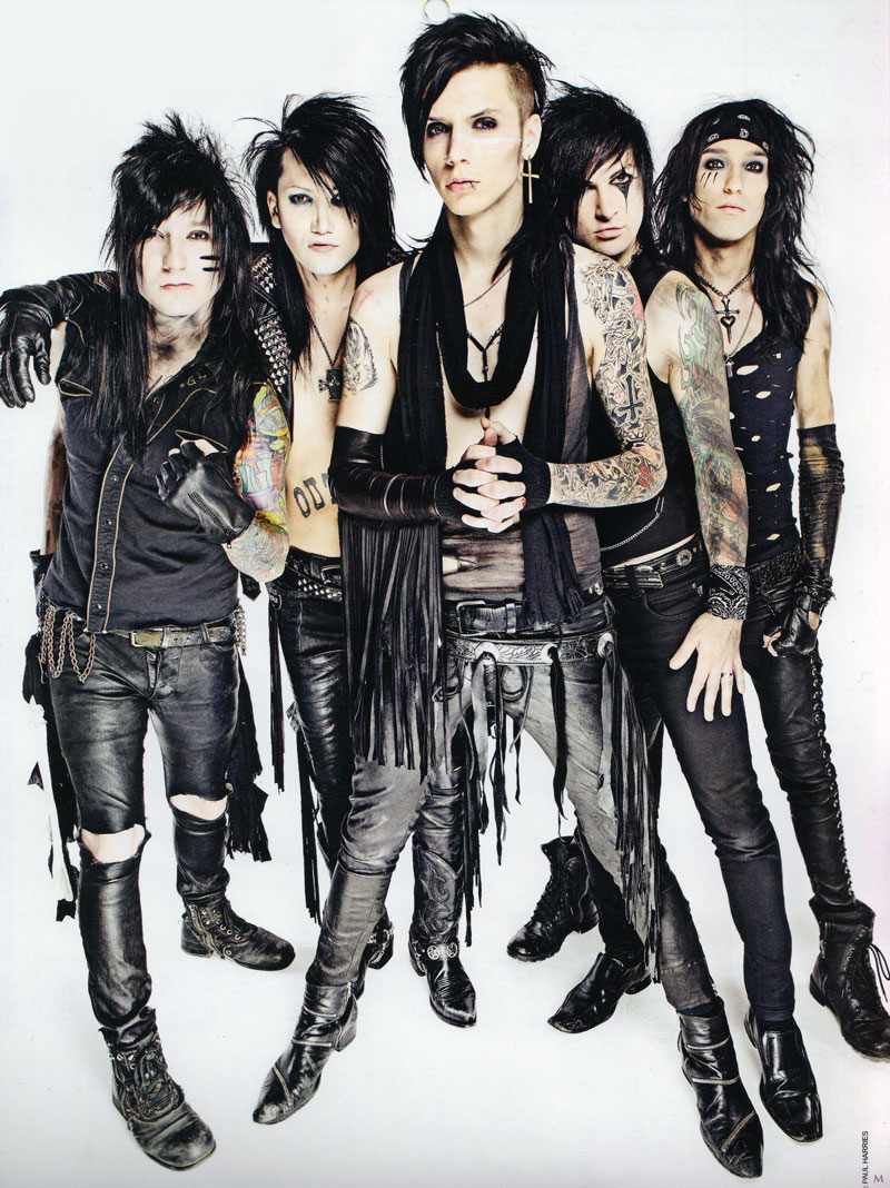 That can black veil brides recollect more