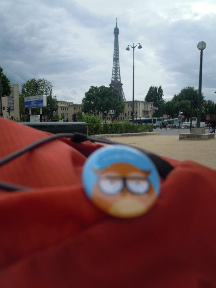 Ágnes, Párizs, divat, pezsgő, kaviár.