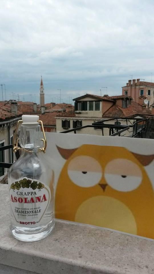 Timivel élvezzük Velencét.