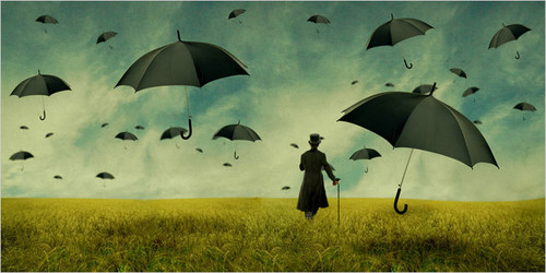 Dreams - Page 3 Ilustración,creative,fantasy,umbrella,art,blue-75147689cc4befc16ae71b5728d3fa01_h