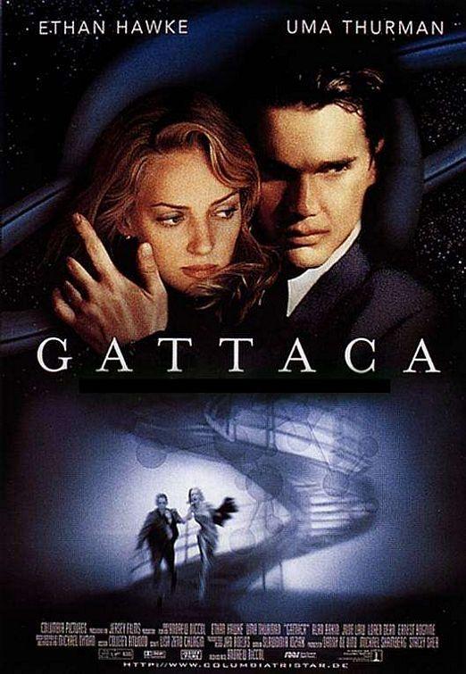 Resultado de imagen de gattaca poster