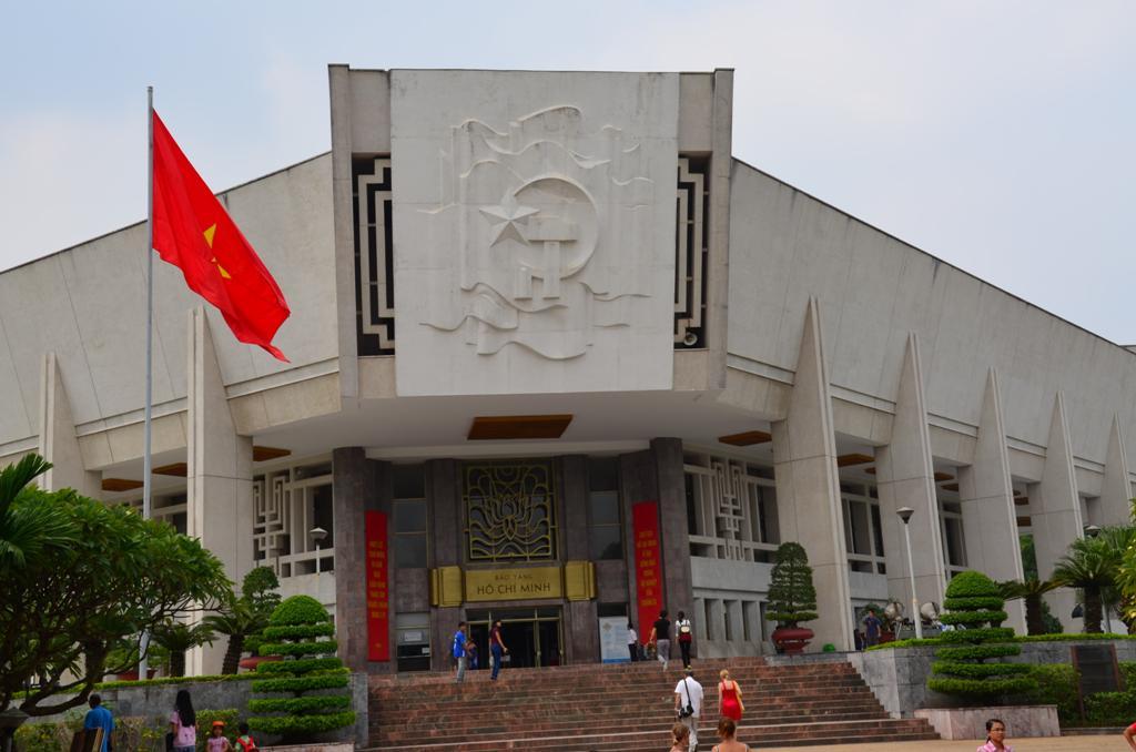 Ho Si Minh muzeum