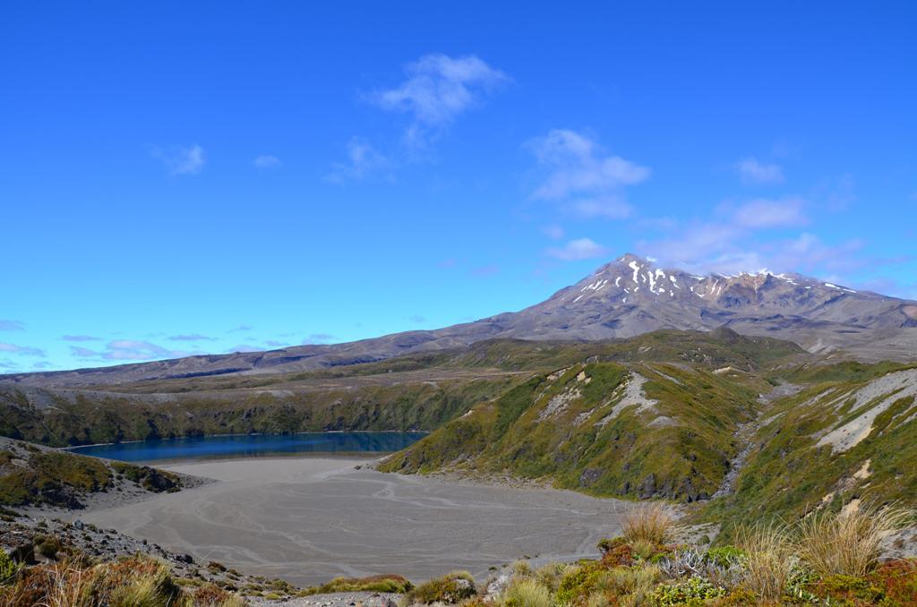 also Tama to tavolban a Ruapehu hegy