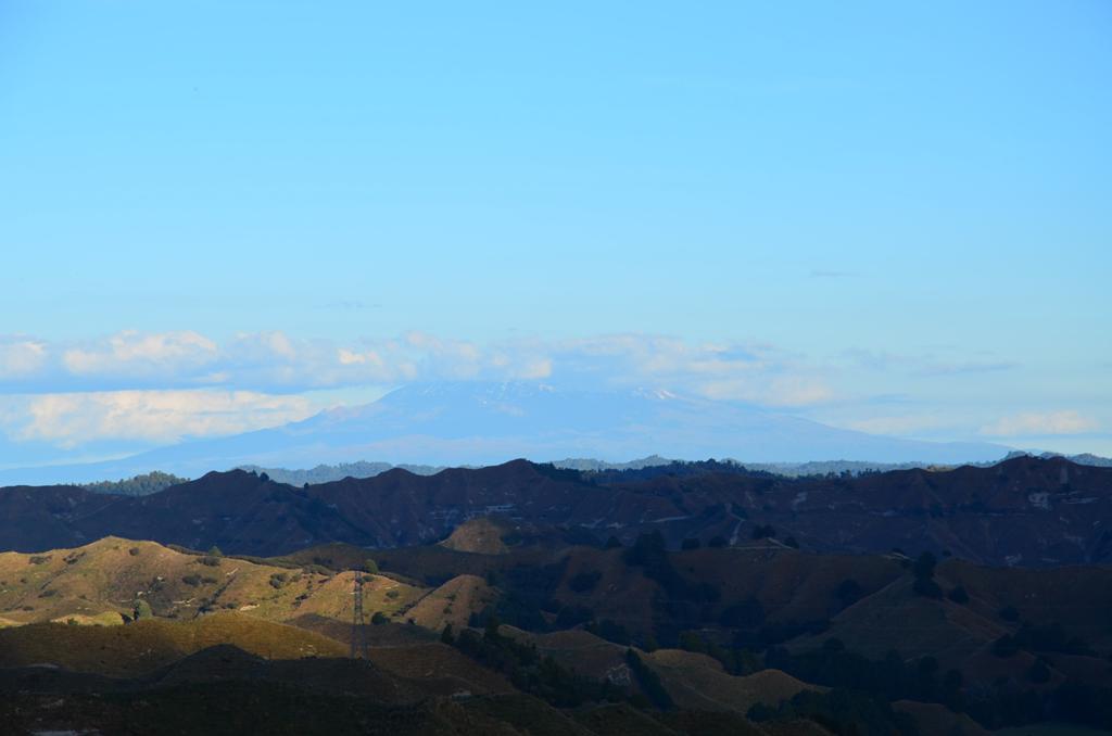 tavolban a Tongariro