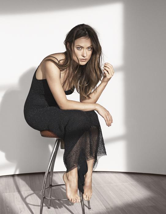 Olivia Wilde a H&M új, Conscious Exclusive kollekciójának arcaként tündököl