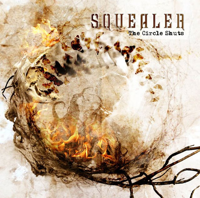 Squealer -  The circle shutes<br />Jacsó Balázs munkája
