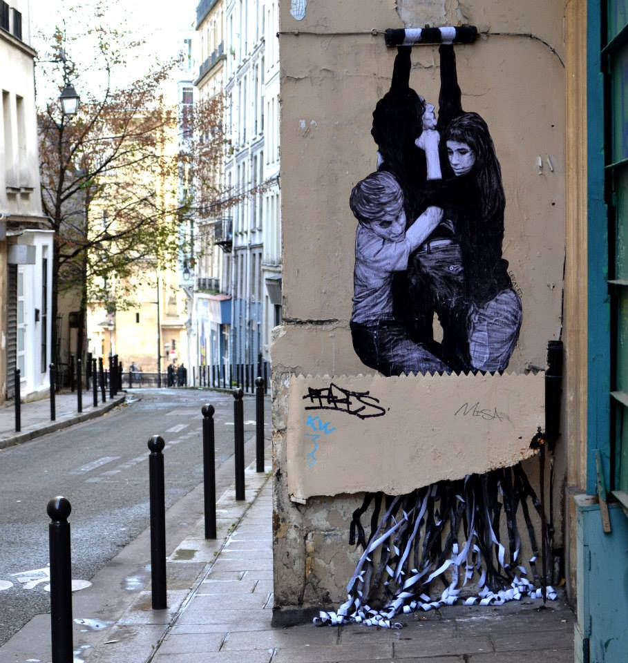 Egy párizsi utcaművész: Charles Leval