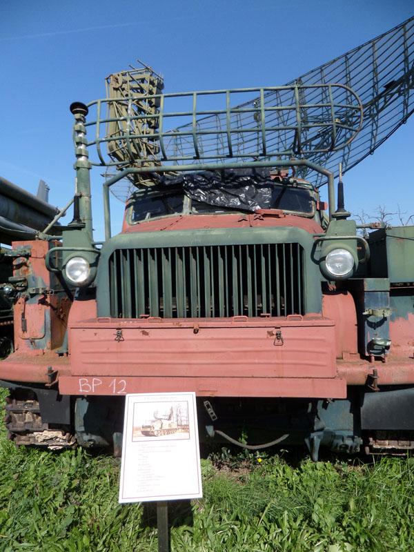 P40 célfelderítő állomás