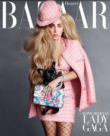 Lady Gaga egészen normálisan néz ki