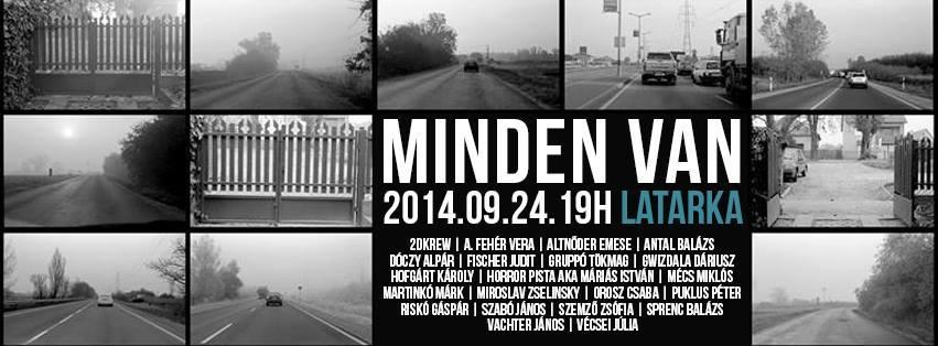Kiállításajánló: MINDEN VAN