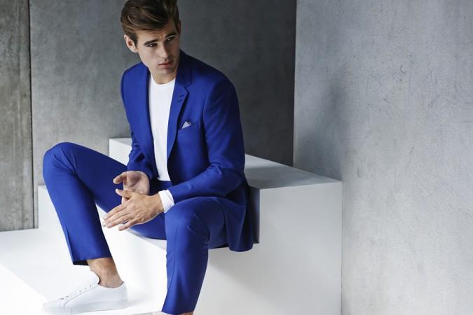 Marks & Spencer Spring/Summer 2015 Men's Lookbook