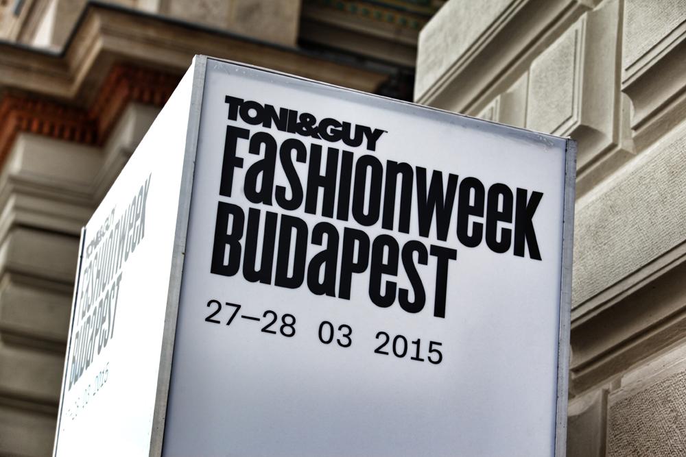 Fashion Week Budapest 2015