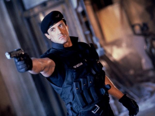 A pusztító / Demolition Man (1993)