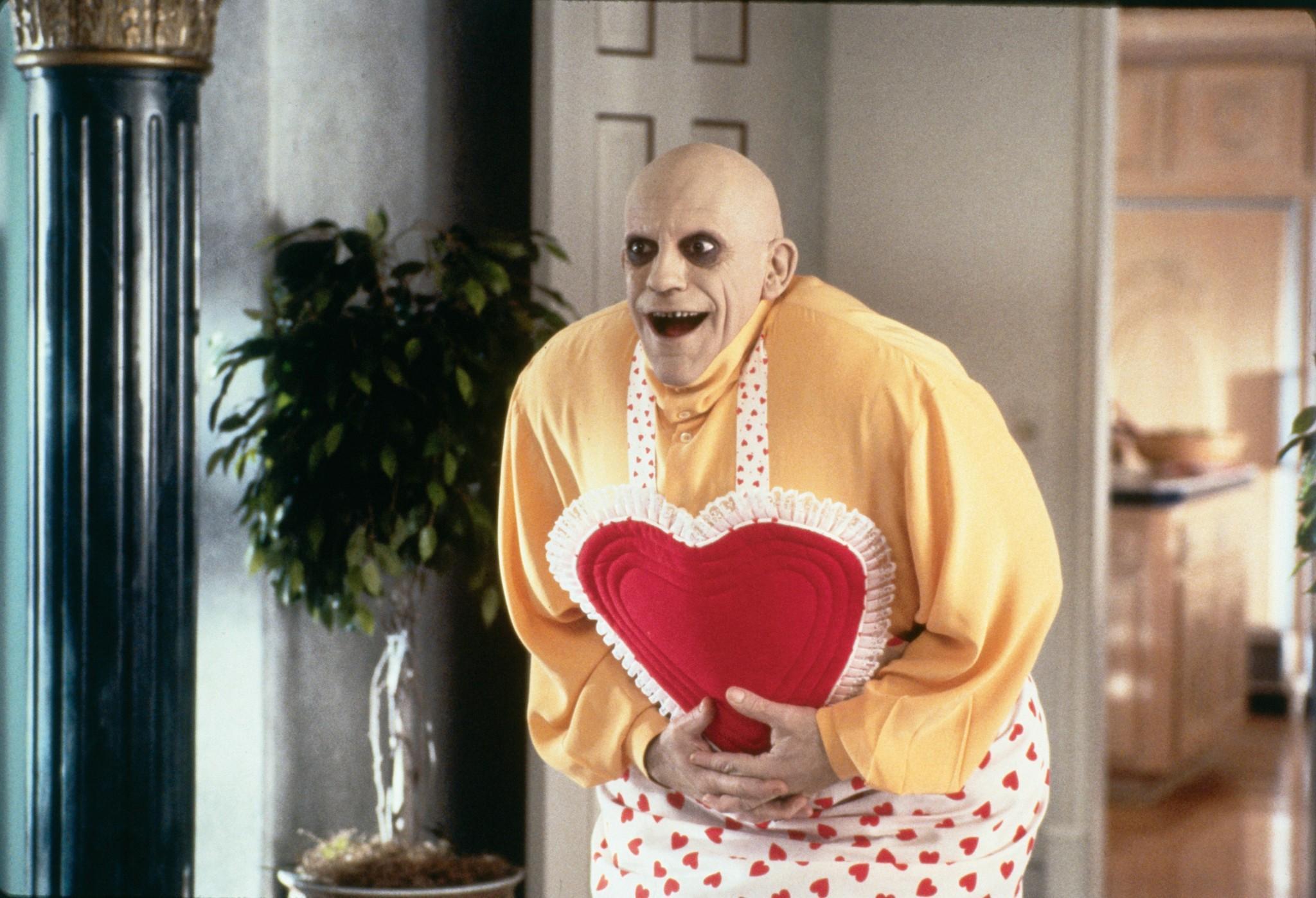 Addams family 2. - Egy kicsivel galádabb család / The Addams Family Values (1993)