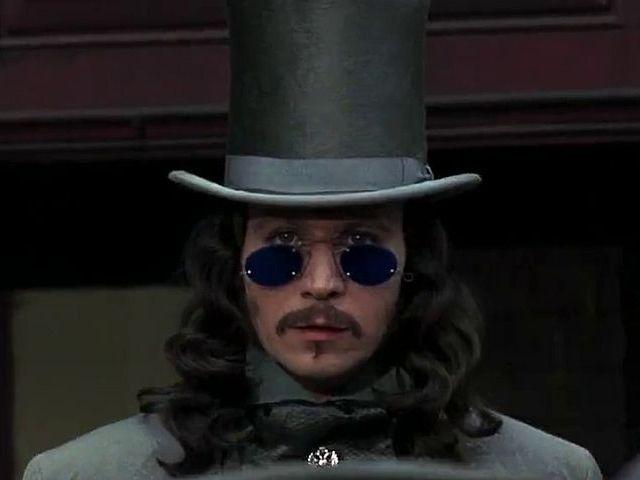Jonathan Harker Keanu Drakula / Dracula (199...