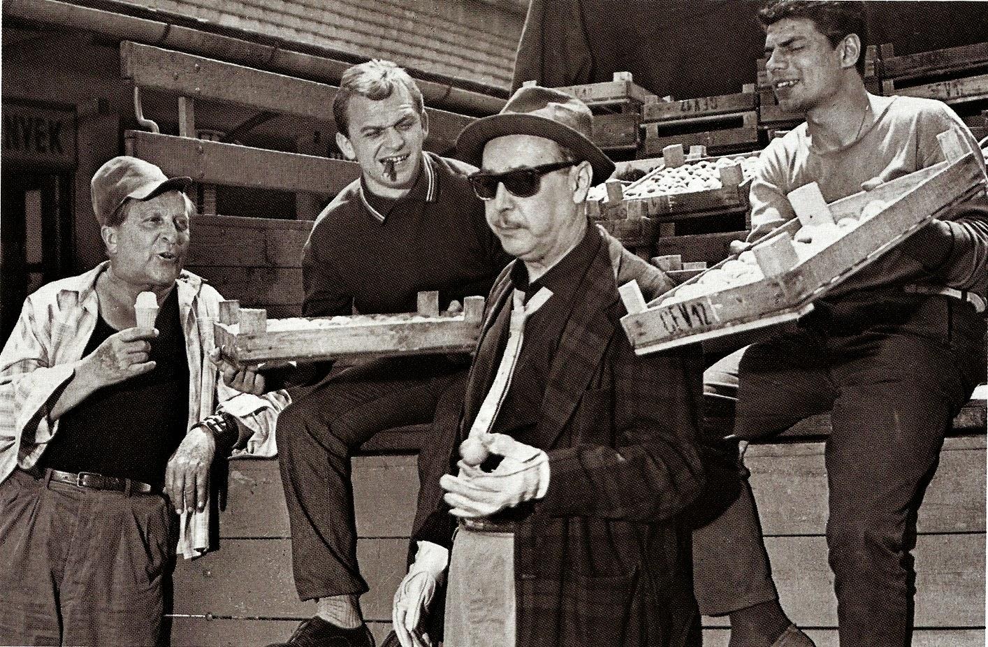 Hattyúdal (1963)