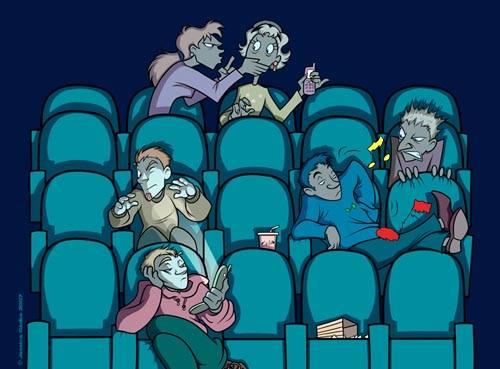 Kritikusok, avagy (A tahóság meglepő ereje)
