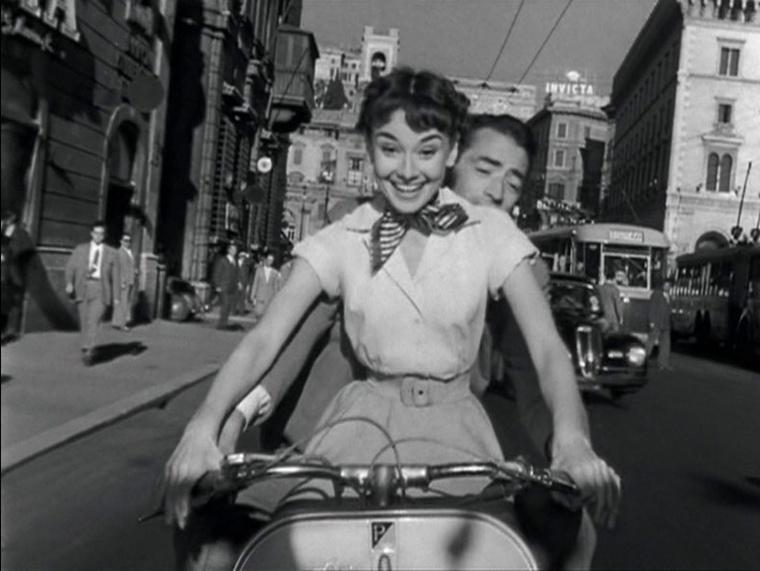 Római vakáció / Roman Holiday (1953)