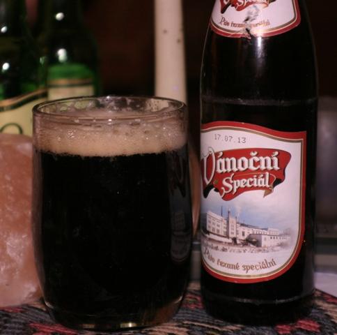 Sörmézeskalács - Novopacké pivo  Vánoční Speciál