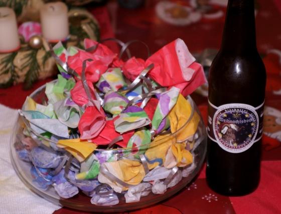 """Karácsonyi bak és """"kézműves"""" szaloncukor - Siebenstern Weihnachtsbock 2012"""