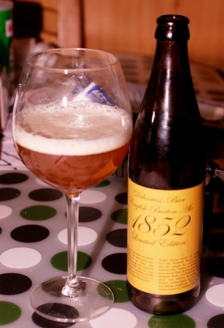 Sörvarázslat - Bierzauberei 1852 English Burton Ale